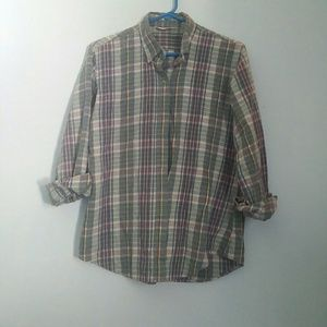 The Woolrich Womans Flannel Shirt